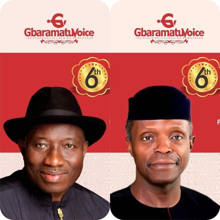 As 'The Eagles' Gather In Lagos to Celebrate GbaramatuVoice At 6