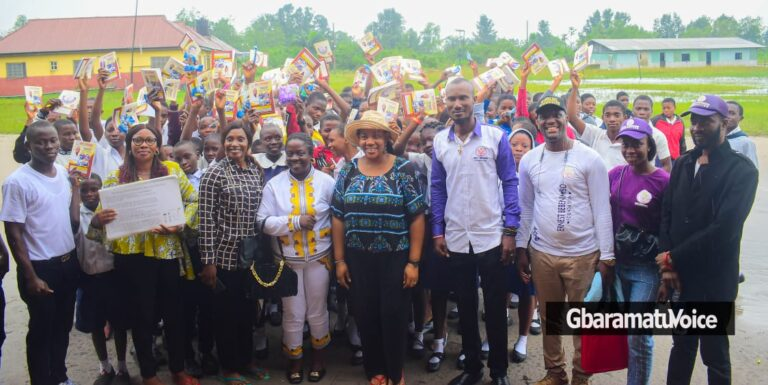 NGO holds enlightenment programme for students in Delta
